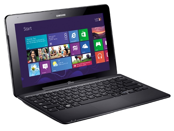 Samsung ATIV Smart PC Pro 700T gets AT&T 4G LTE keyboard attached