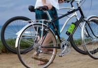 Scosche boomBOTTLE Weatherproof Wireless Speaker bike
