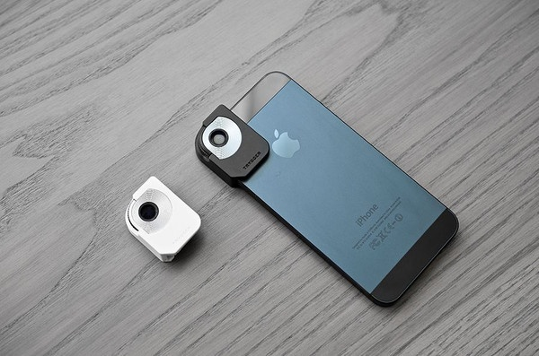 Trygger Polarizing Filter Clip for iPhone 5 1