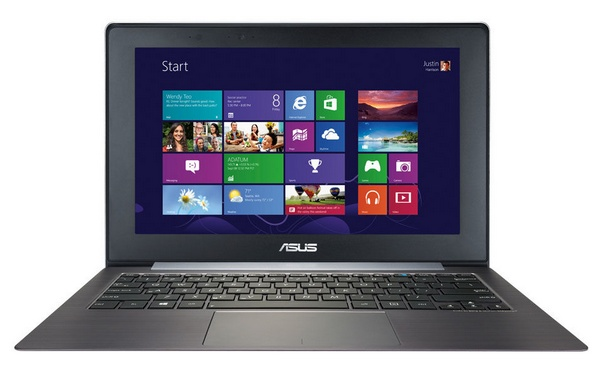 Asus ships Taichi 31 Ultrabook with dual 1080p Display front