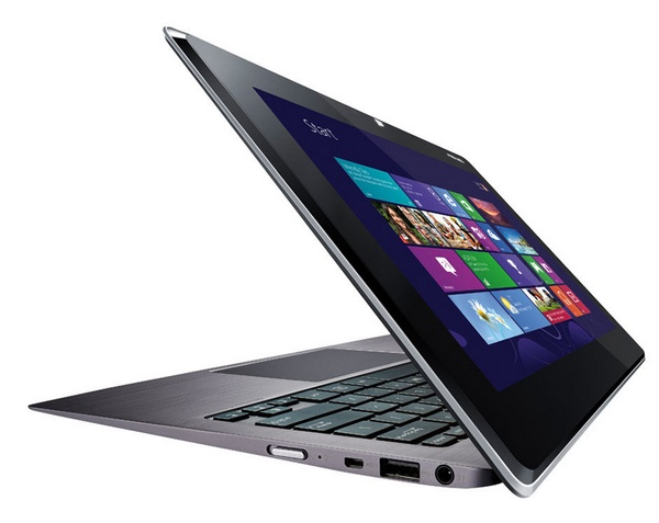 Asus ships Taichi 31 Ultrabook with dual 1080p Display open