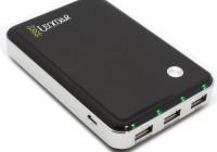 Lenmar Helix 11,000mAh Portable Battery with 3 USB Ports 1