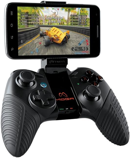 Gamepad для android