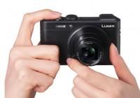 Panasonic LUMIX DMC-LF1 High-end Compact Camera on hand