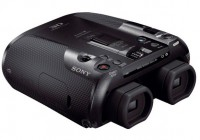 Sony DEV-50V Weatherproof Digital Recording Binoculars back