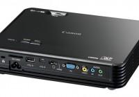 Canon LE-5W Ultra Portable Multimedia Projector back