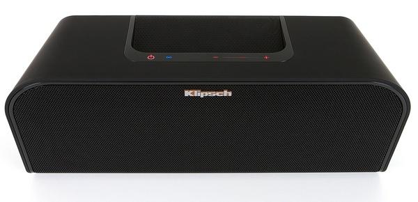 Klipsch Music Center KMC3 Wireless Music System top