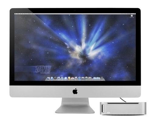 NewerTech miniStack MAX 4-in-1 Storage System imac