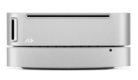 NewerTech miniStack MAX 4-in-1 Storage System stack mac mini