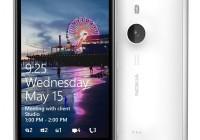 Nokia Lumia 925 Windows Phone front back