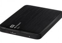 WD My Passport Ultra USB 3.0 Portable Hard Drive black