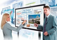Panasonic Interactive Displays for Classroom and Broadroom