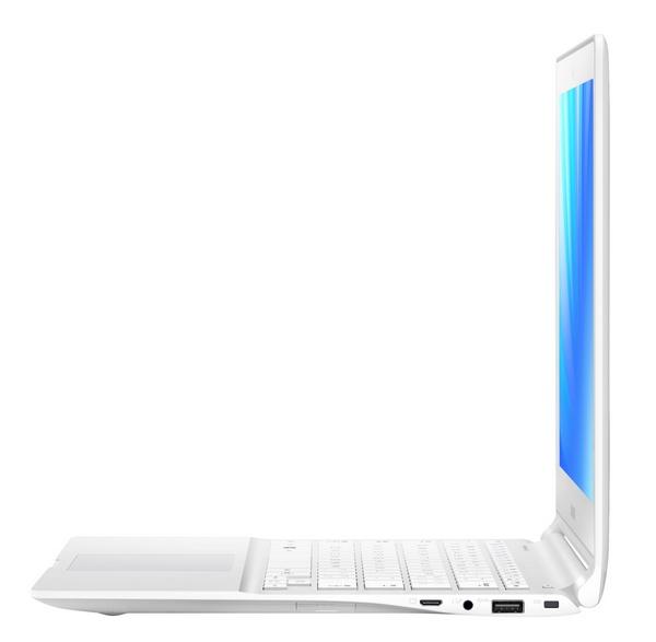 Samsung ATIV Book 9 Lite Ultrabook side