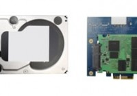 Super Talent's Super Hybrid combines SSDs and HDDs on a PCIe Card