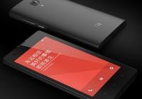 Xiaomi Hongmi (Red Rice) 4.7-inch Quad-core Smartphone black